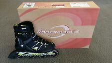 New Rollerblade Macroblade 80 ALU Men's Inline Skates Sz 10