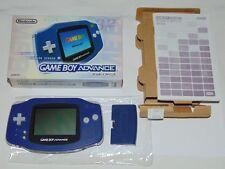 Consola Console Game boy Advance Morada Purple (JAP version / Japonesa)