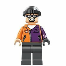 LEGO Super Heroes TWO FACE HENCHMAN Beard Minifigure (DC BATMAN)