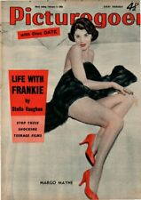 Vintage Picturegoer Magazine Feb 1960, Connie Francis, Kenneth Moore,