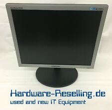 Samsung SyncMaster B1940R 19 Zoll 4:3 LCD Monitor - Silber