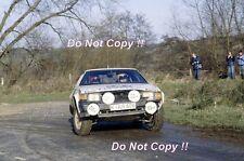 Bjorn Waldegard TOYOTA CELICA 2000 GT RAC Rally 1982 Fotografia