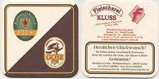 Bierdeckel Brauhaus Goslar