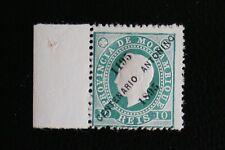 (T6) PORTUGAL MOZAMBIQUE 1895 S. ANTONIO OVERPRINT (10r) - MNH