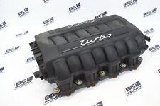 Porsche Cayenne Turbo 958 92A Colector Admisión de Aspiración Tubo 94811001671