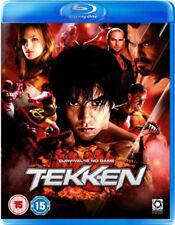 TEKKEN BLU-RAY NUEVO Blu-ray (optbd1748)