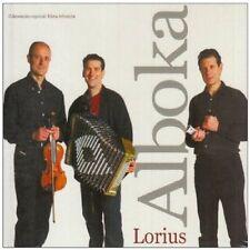 Alboka-Lorius  CD NUOVO
