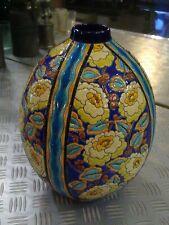 Vase à fleurs - BOCH LA LOUVIERE - D 2813