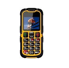 Outdoor Handy W28 Dual SIM Handy wasserdicht stoßfest Seniorenhandy IP67