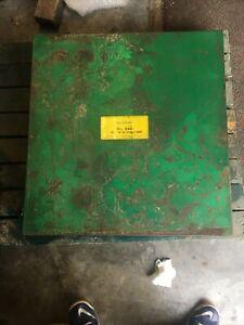 """Greenlee 880 One-Shot Hydraulic Pipe Bender 1/2"""" Thru 2"""" With Hand Pump"""