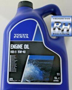 Volvo Penta - Engine Oil - VDS-3, 15W-40 (22479642)