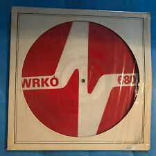 """Various-WRKO 690 12"""" """" PIC DISC-1978 Columbia PROMO ONLY- M-./M- UNPLAYED"""
