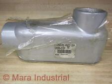 Crouse & Hinds LB55-CGF Die Cast Aluminum Conduit Outlet / Type LB Body