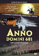 ANNO DOMINI 681  DVD STORIA