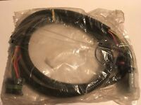 FISHER SNOW PLOW 3058 9//16-18  O-RING To 1//4 NP Adapter 1306465 S.A.M