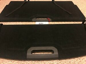 2014-2020 Nissan Rogue Genuine OEM trunk/Cargo Board 849B8-5HA1A + 849B9-5HR1A