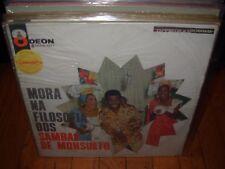 MONSUETO MENEZES mora na filosofia dos sambas ( world music ) brazil