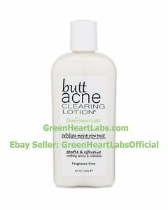 Butt Acne Clearing Lotion - 4 Oz. (Sold & Shipped Direct From Manufacturer)