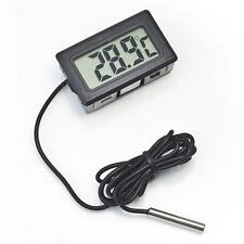 -50~+110°C Digital LCD Thermometer for Refrigerator Cars Freezer Temperature New