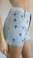 Unbranded Denim Casual Shorts for Women