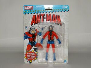 Marvel Legends Vintage Wave 2 - ANT-MAN retro BRAND NEW