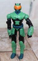 "2003 Heavy Water GI Joe Vs Cobra Spy Troops  Hasbro Action Figures 3 3/4"""