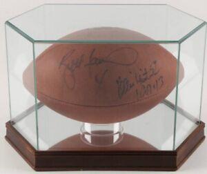 Reggie White/Brett Favre Official Wilson SB XXXI Champions NFL Game Football JSA