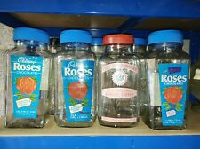 More details for 8 vintage sweet shop glass jars 3.5lb 1970s retro