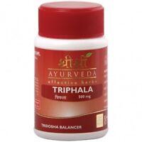 Sri Sri Ayurveda HERBAL EDH Triphala - 60 Tablets