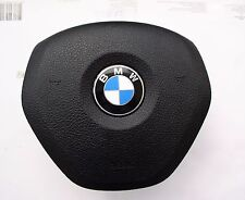 BMW 1 F20 2 F22 3 F30 4 F32 BLACK STEERING WHEEL SPORT AIRBAG SRS AIR BAG w/wire