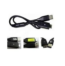 Cavo USB Caricabatterie per Samsung PL55/PL50/SL202 CB20U05A