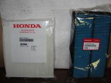 2007-2009 ACURA MDX AIR & A/C CABIN FILTER COMBO OEM NE