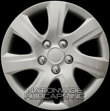 "SET OF 4 16"" Hub Caps Full Wheel Covers Rim Cap Lug Cover Hubs 7 Spoke Slots 445"