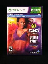 Zumba Fitness: World Party (Xbox 360) Kinect
