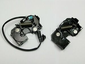 New OEM Infiniti G37 Coupe Front Right & Left Hood Latch Lock