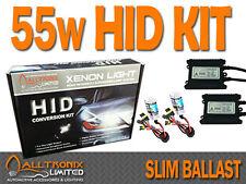 H1 FOG LIGHT SLIM BALLAST 55w XENON HID CONVERSION KIT 43K 6K 8K 10K 12K