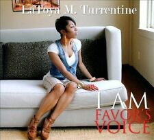 Turrentine, Latoya M. : I Am Favors Voice CD