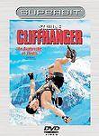 Cliffhanger (DVD, 2004, Superbit) SYLVESTER STALLONE