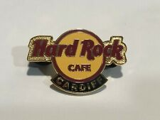 Hard Rock Cafe Classic Logo Pin Cardiff Closed Venue
