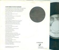 BEATLES/ GEORGE HARRISON - DARK HORSE (APPLE RECORDS )  1974 / PICTURE-LABEL