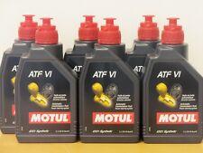 9,80€/l Motul ATF VI  6 x 1 Ltr  Automatikgetriebeöl   Angebot !