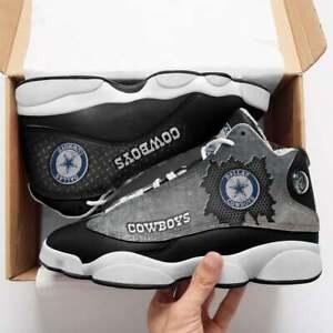 Dallas Cowboys Air JD13 Shoes, Dallas Cowboys NFL Shoes U93A40