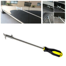 Car Stainless Steel Pebble Cleaning Tire Hook Gap Slotting Cutter Tire Care Tool