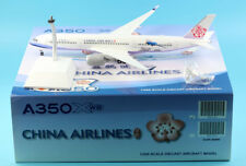 JC Wings 1:200 China Airlines Airbus A350-900 Diecast Plane Model Reg#B-18908