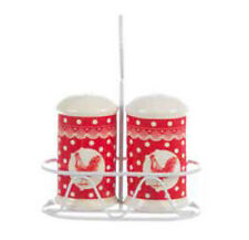 BLANC MARICLO CESTINO SALE PEPE COCCODE' COLLECTION SHABBY CHIC