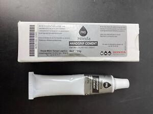 Genuine Honda Pro Handgrip Glue Cement - 23g Tube OEM 08CRDHGC23GHO