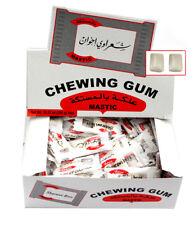 Sharawi Bros Chewing Gum Mastic 100 Small Packs - علكة بالمستكة - FREE Shipping