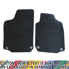 Vauxhall Tigra MK II 2004-2009 Fully Tailored 2 Piece Car Mat Set with 4 Clips