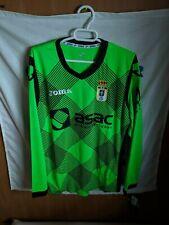 Nueva - New   Original   Camiseta futbol   Talla M   Real Oviedo - 1 - player
