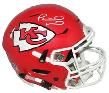 Patrick Mahomes Kansas City Chiefs Signed Authentic Speed Flex Helmet JSA